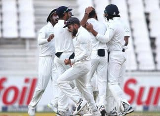 team india victory