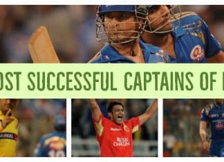 TOP 5 successful captains of IPL